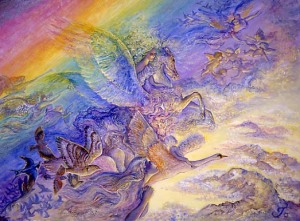 feathery_friends Josephine Wall