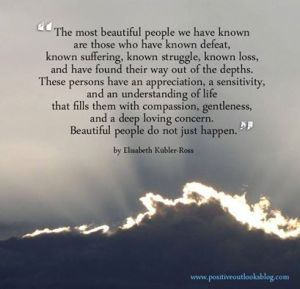 beautiful people do not just happen