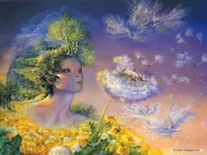 Dreams by Josephine Wall