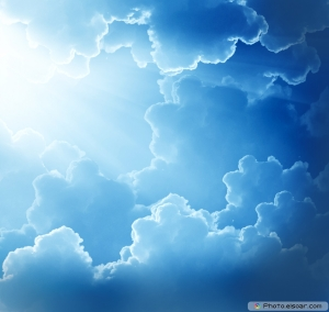 Beautiful-clouds-with-sun