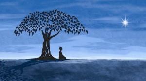 bodhi-tree-blue