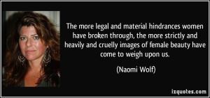 naomi wolf