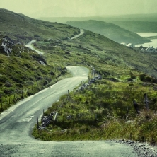 Sky road, Clifden