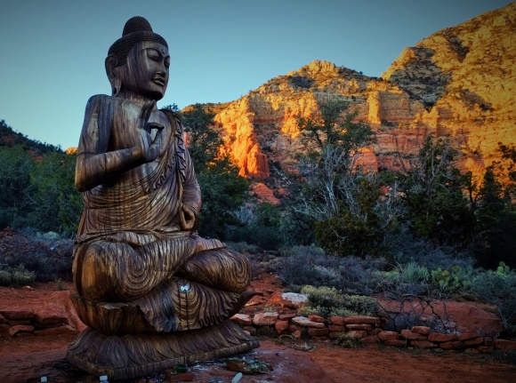 Amitabha Stupa & Peace Park