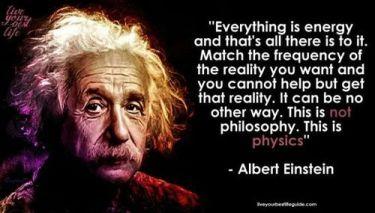 Albert-Einstein-Energy