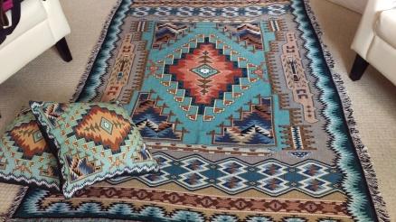 Prayer/ meditation rug